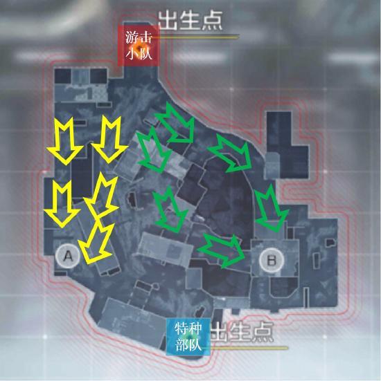 使命召唤手游枪火战区爆破模式玩法 枪火战区点位教程