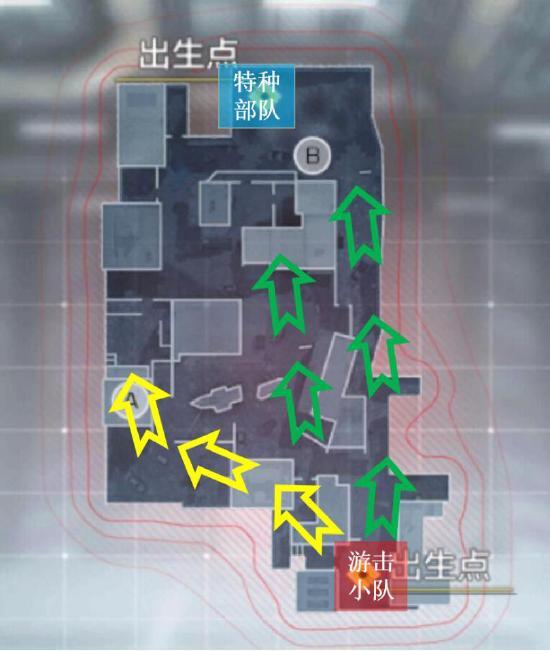 使命召唤坠机之地爆破点位攻略 坠机之地爆破模式最强教程