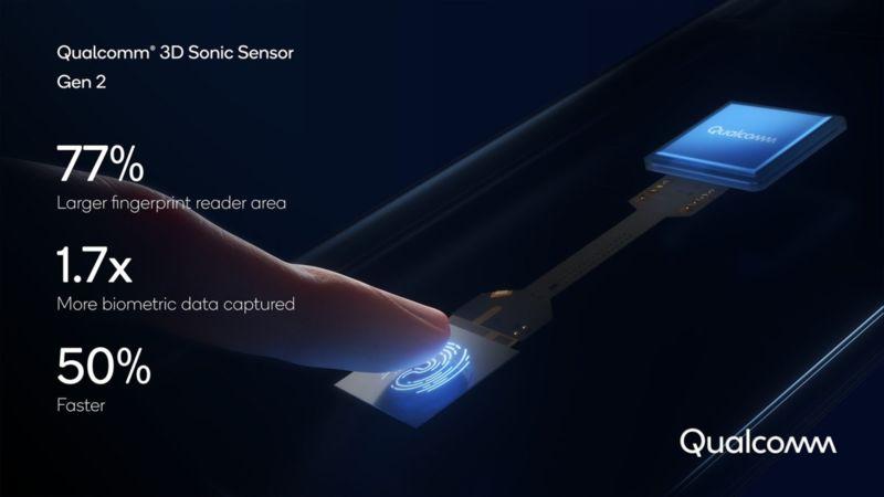 高通3D声波传感器2代发布:指纹识别速度明显提高