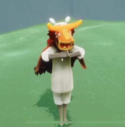 光遇牛头面具先祖位置 光遇牛角面具在哪里