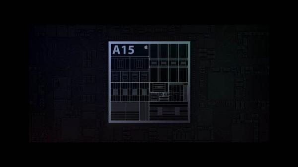 苹果A15处理器