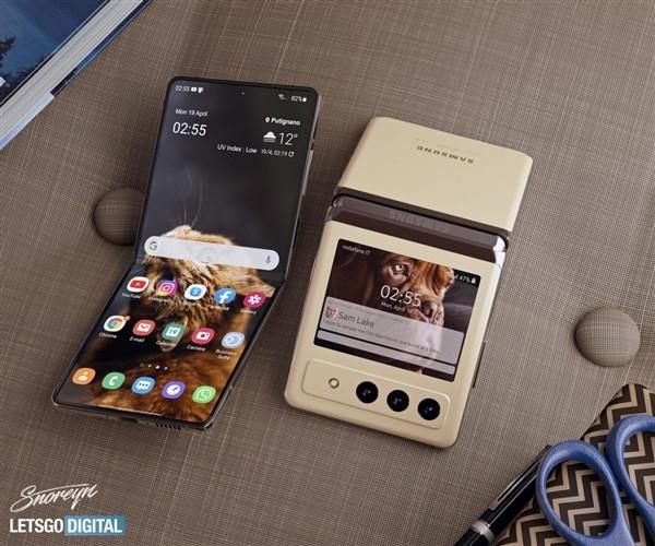 三星Galaxy Z Flip 3
