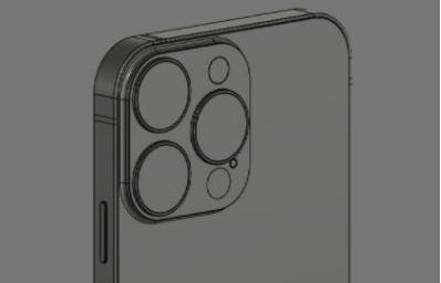 iPhone13Pro系列概念图曝光 机身加厚后置相机扩大
