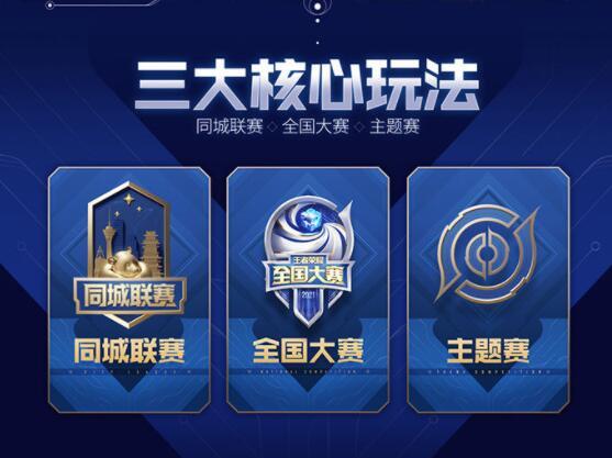 王者荣耀全民电竞同城联赛介绍 同城联赛模式