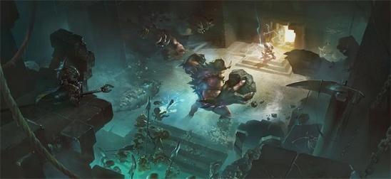 《魔渊之刃》世界观揭秘 体验暗黑味十足的游戏风格