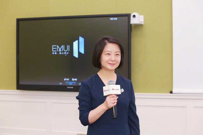 专访华为毛玉敏:EMUI 11科技与艺术的完美结合