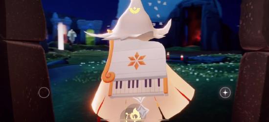 光遇白色钢琴如何获得 光遇金边钢琴获取攻略