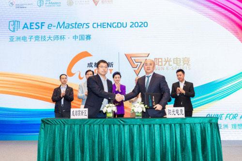 亚洲电子竞技大师杯中国代表队曝光 为捍卫国家荣耀而战