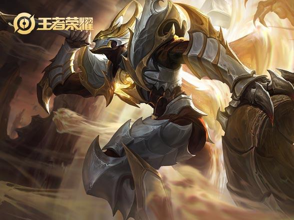 王者荣耀S21白起出装铭文玩法 白色死神席卷峡谷攻略
