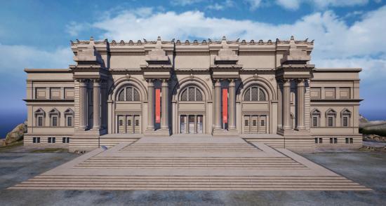 和平精英与大都会艺术博物馆联动 夺目璀璨的全球艺术瑰宝