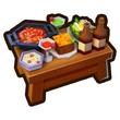 奶块中级食物桌如何获得 中级食物桌合成配方分享