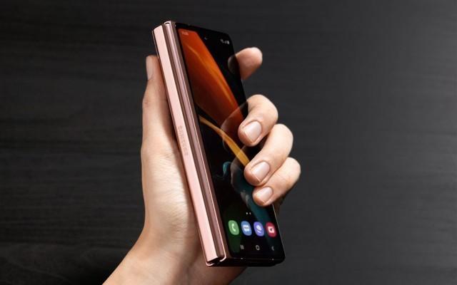 三星Galaxy Z Fold2 5G魅力所在 领跑折叠屏手机发展