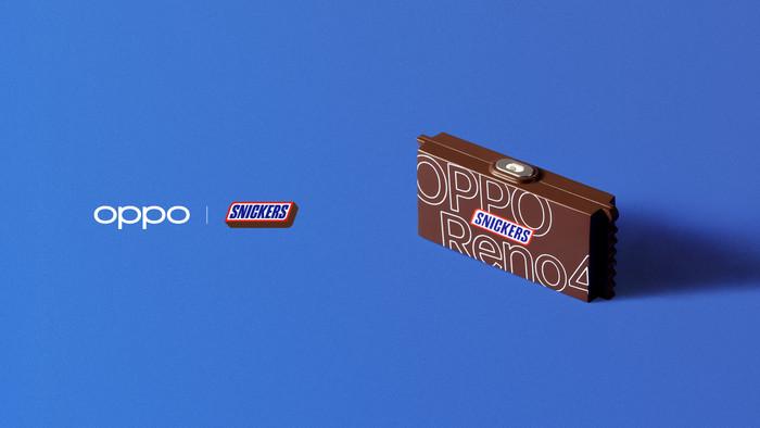65W超级闪充给你惊喜 OPPO x 士力架超能跨界