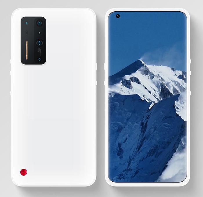 坚果 R2 纯白色特别版限量 2000台手机瞬间售罄