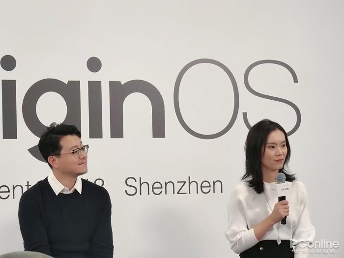 专访vivo葛亚男、李宛璟:OriginOS对图标的重新设计