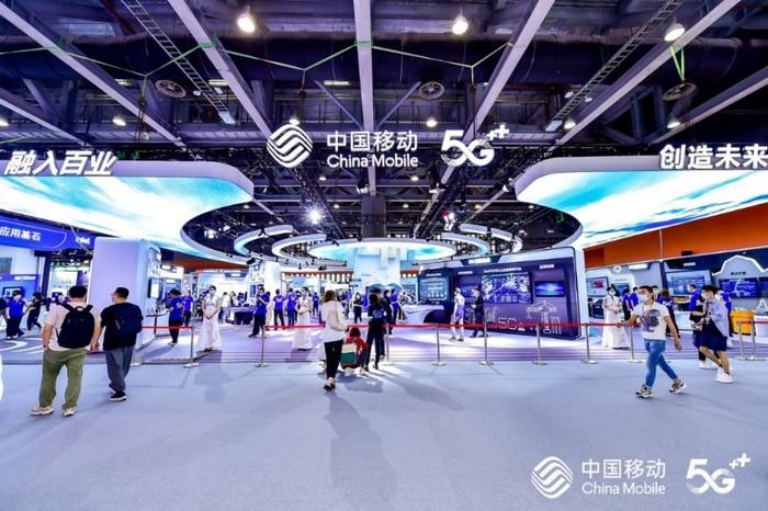 5G+技术驱动各行业成果惊艳亮相中国移动全球合作伙伴大会
