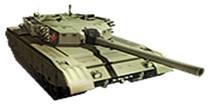 巅峰坦克详情分享 96式坦克载具介绍