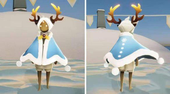 光遇圣诞节雪花斗篷如何获得 圣诞雪花斗篷价格详情