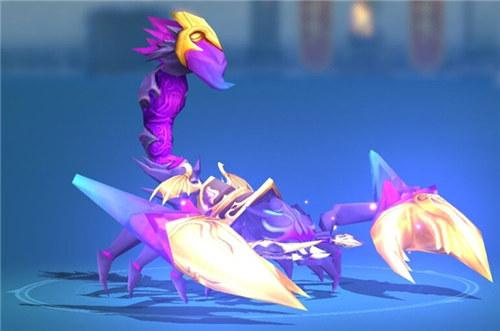 星耀对决蝎子坐骑如何得
